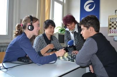 "Новини - Deutsche Welle в класните стаи на ""Евростандарт"""