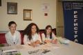 Наши ученици - асистенти на представители на чуждестранни училища