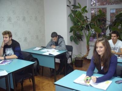 Съобщение за кандидатите по програми Аз мога повече - английски език